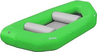Star Outlaw 140 Self-Bailing Raft-Lime