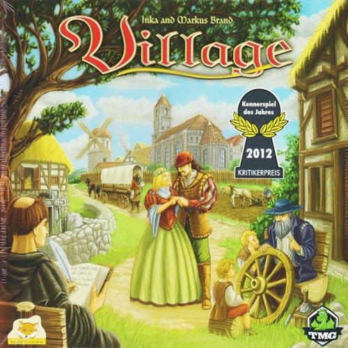 Tasty Minstrel Village Board Game