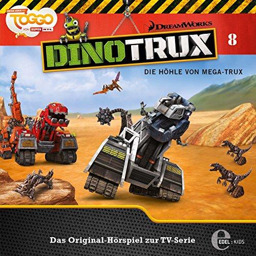 Die Höhle von Mega-Trux     Dinotrux 8              Autor:                                                                                                                                 Thomas Karallus                               Sprecher:                                                                                                                                 Jochen Langner,                                                                                        Christian Wunderlich,                                                                                        Katrin Heß,                   und andere                 Spieldauer: 43 Min.     1 Bewertung     Gesamt 5,0