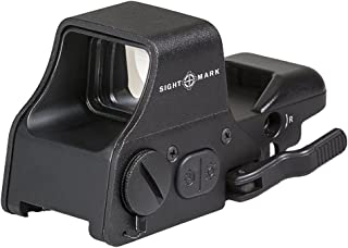 Sightmark Ultra Shot Multi Red & Green Plus Reflex Sight, Black (SM26008)