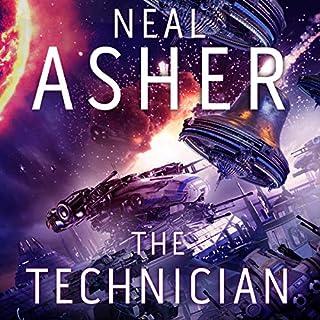 The Technician cover art