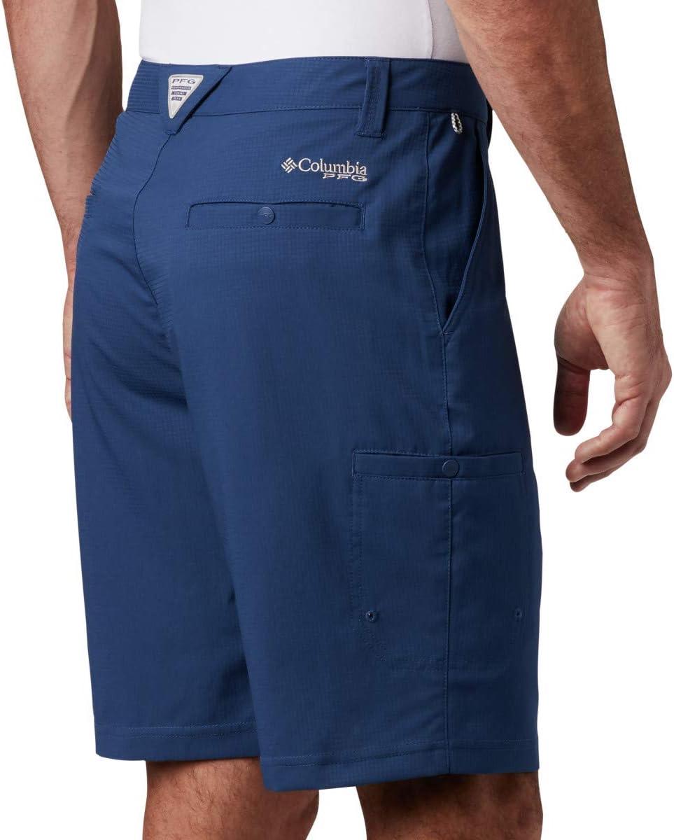 Columbia Tamiami Short - Shorts - Short Tamiami - Homme Charbon