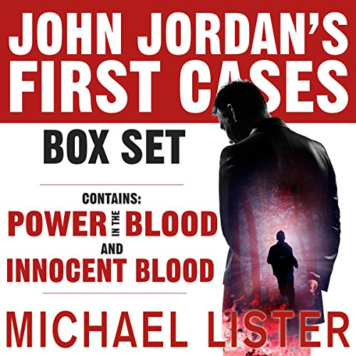 John Jordan's First Two Cases audiobook cover art