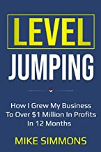 Level Jumping: How I grew my business to over $1 million in profits in 12 months