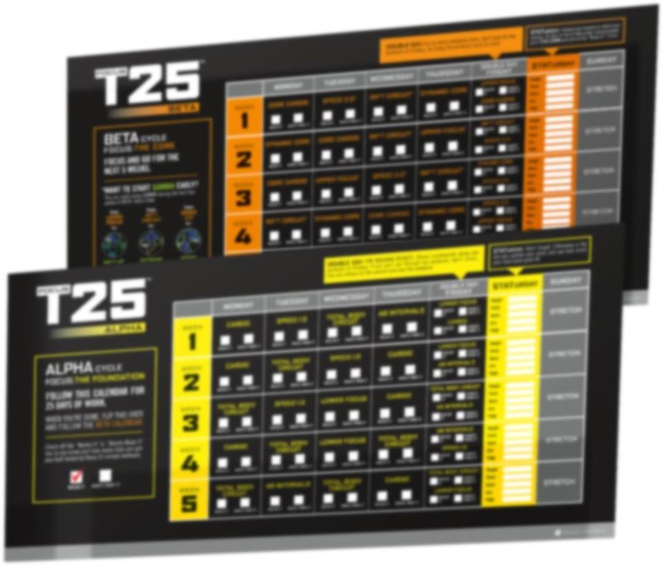 Beachbody Focus T20 Shaun T's DVD Workout ...   Amazon.com