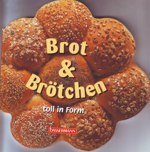 Price comparison product image Brot und Brötchen toll in Form