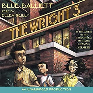 The Wright Three audiobook cover art
