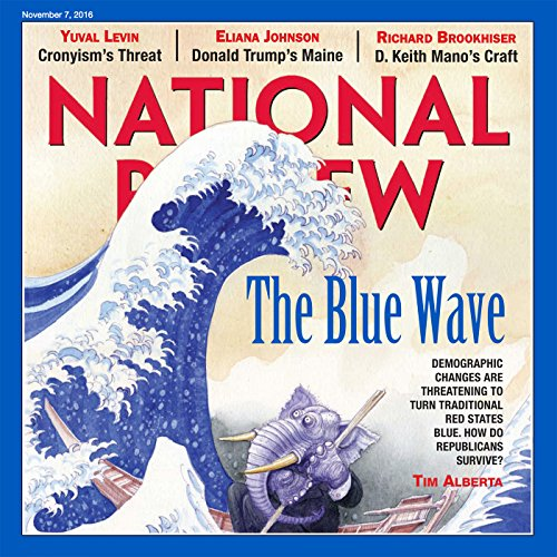 National Review - November 7, 2016 audiobook cover art
