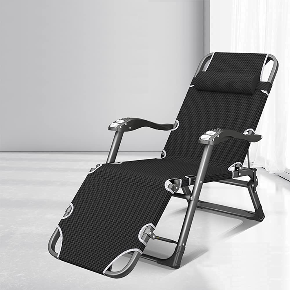 Sun Lounger Zero Gravity Foldable Garde Relaxer Chairs Year-end Max 80% OFF gift Reclining