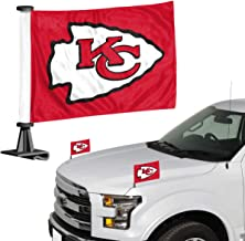 Best nfl team flags for cars Reviews