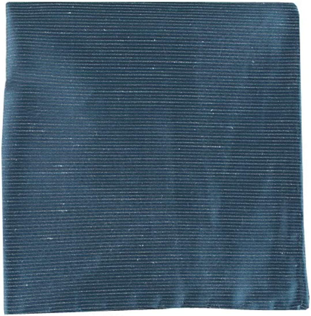 The Tie Bar Fountain Solid Linen Blend Pocket Square
