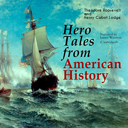 Hero Tales from American History  By  cover art