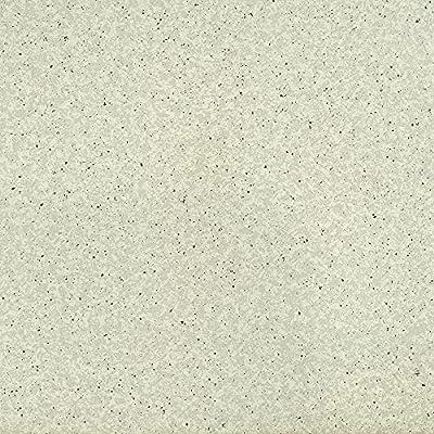 "Achim STGSG70520 Sterling Self Adhesive Vinyl Floor Tile, 12"" x 12"", Gray Speckled Granite"
