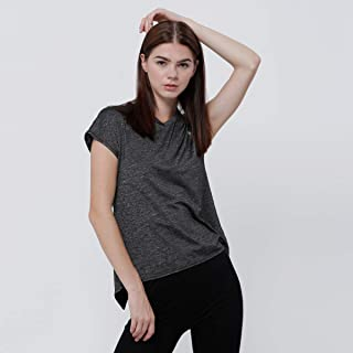 Kappa T-Shirts For Women, Grey M