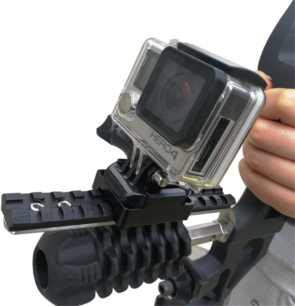 Time sale Camera Smartphone Combo Bow Mount for POV Ca Selling and selling Gopro Hero Sports