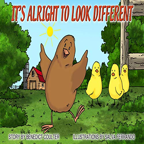 It's Alright to Look Different cover art