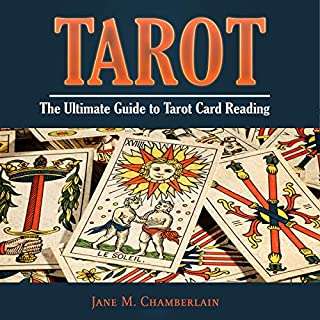 Tarot: The Ultimate Guide to Tarot Card Reading cover art