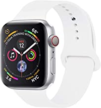 YANCH Compatible with for Apple Watch Band 38mm 42mm 40mm...