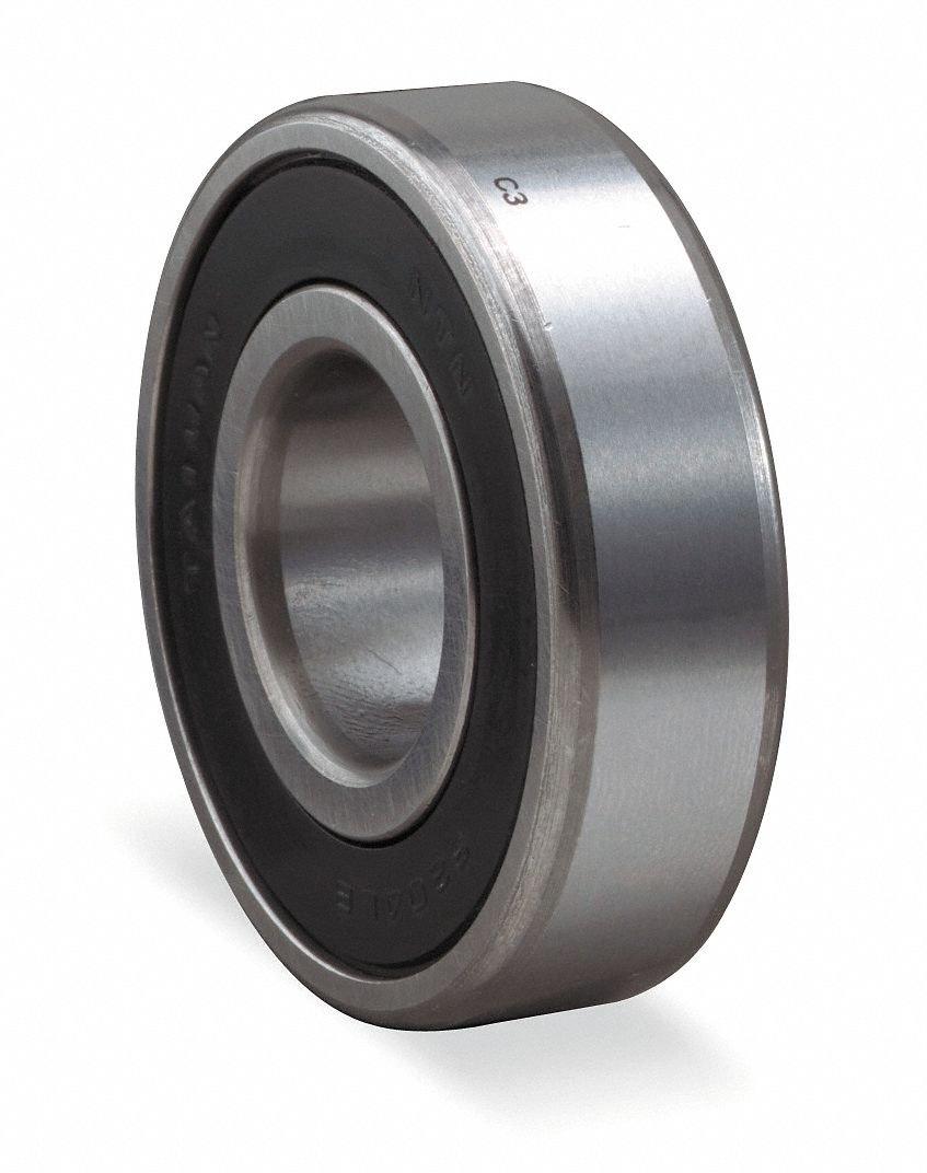 NTN Radial Ball Bearing Double depot Contact 35mm Max 71% OFF Bore Sealed 6 Dia