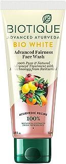 Biotique Bio White Advanced Fairness Face Wash, 100ml