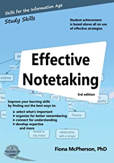 Effective Notetaking (Study Skills)