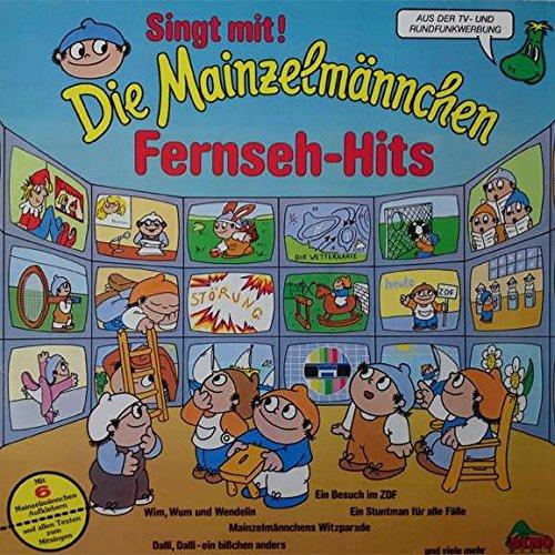 Mainzelmännchen - Singt Mit! - Die Mainzelmännchen Fernseh-Hits - Dino Music - 1071, Dino Music - 76.42510