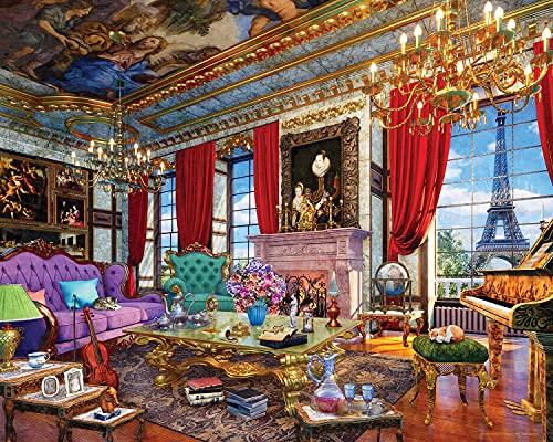Springbok 1000 Piece Jigsaw Puzzle Palace in Paris