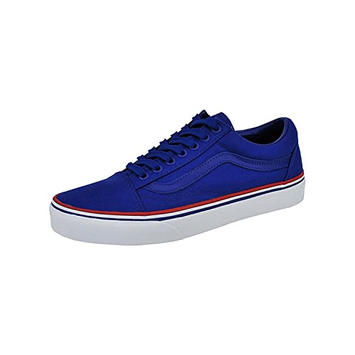 78beb88ad86 Vans Old Skool Unisex Shoes Solstice 2016 Olympic Royal Blue Fashion Sneaker