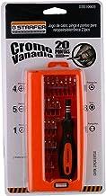 Kit Chave De Precisão 23 Peças Cromo Vanádio Starfer