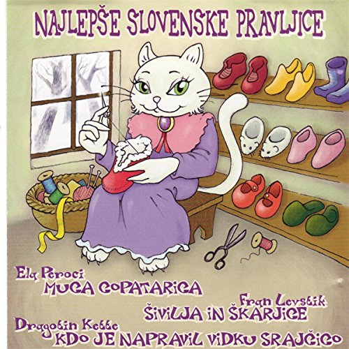 Najlepse Slovenske Pravljice Titelbild