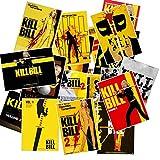 25pcs Movie Kill Bill Sticker per Adesivi per Laptop Frigo Valigia Chitarra Adesivo Giocattolo Impermeabile