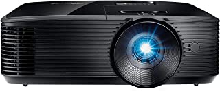 Optoma DH351 1080p Full HD Office & Education Projector for Meeting Rooms and Classrooms   Bright 3,600 Lumens for Lights-...