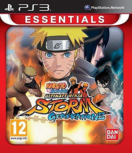 Naruto Shippuden : ultimate Ninja storm generations - essentials