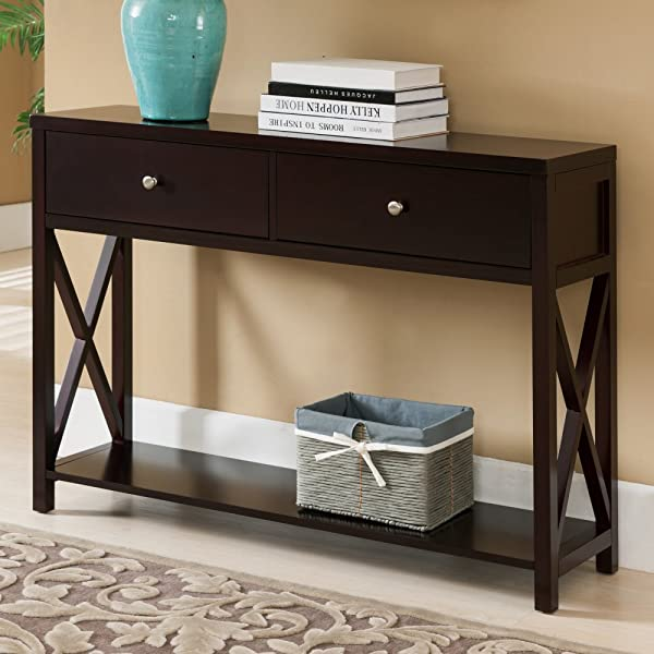 K B Furniture C1246 Console Table