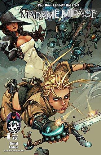 Madame Mirage #5 (English Edition)