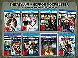 The Asylum - Horror Mockbuster 3D Blu-ray Kult Fan Collection (15 Filme)