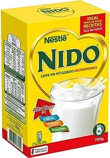 Nido full cream dry milk powder - 2 x 700gr / 24.69oz
