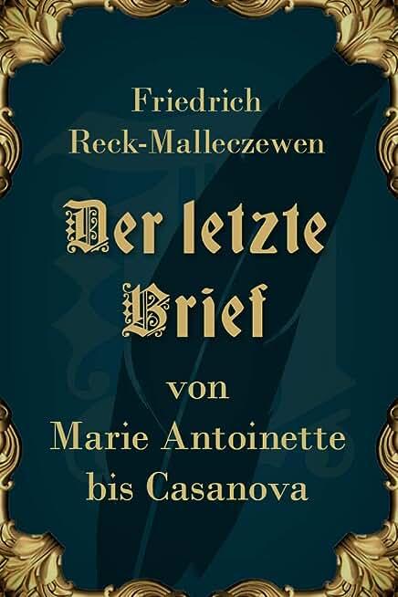 Der letzte Brief (German Edition)