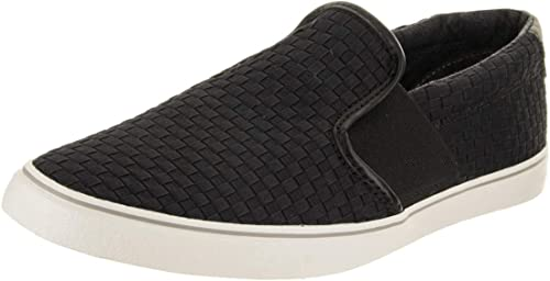 CLARKS Hommes's Hommes's Gosling Step noir Fabric Slip-On chaussures 8 Hommes US  sports chauds