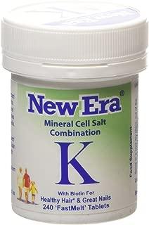 New Era Combination K Tablets - by New Era
