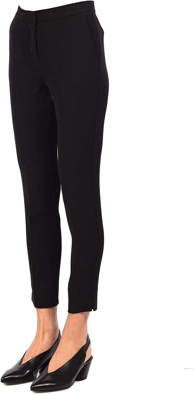 Simona Corsellini broek - 350179 - zwart zwart.