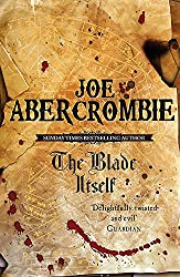 Cover of The Blade Itself by Joe Abercrombie