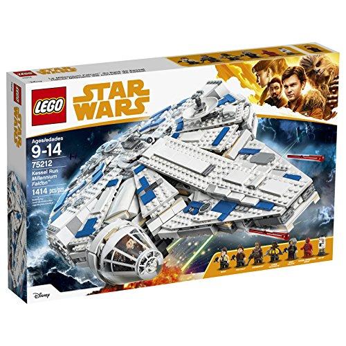 Vaisseau Faucon Millennium Raid de Kessel LEGO Star Wars 75212 - 1414 Pièces - 2