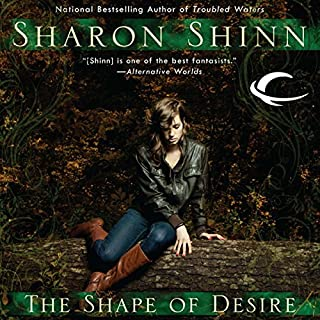 The Shape of Desire audiobook cover art
