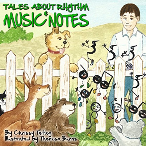 Tales About Rhythm and Music Notes audiobook cover art