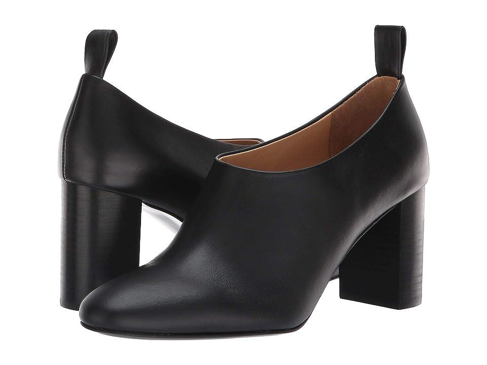 Jil Sander Navy JN31009A (Black) High Heels