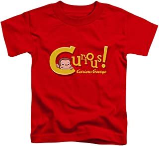 Sons of Gotham Curious George Curious Toddler T-Shirt