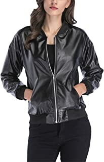 online retailer a46d3 59f78 Amazon.it: giacca ecopelle - XL / Donna: Abbigliamento