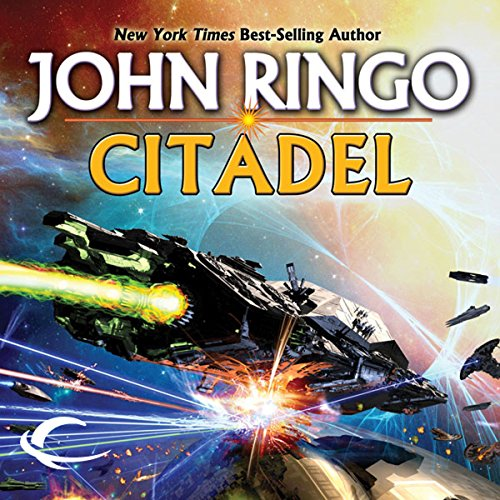 Citadel audiobook cover art