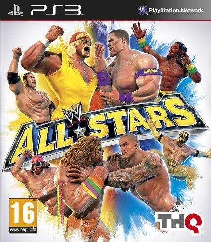 THQ WWE All Stars - Juego (PlayStation 3, Lucha, T (Teen))